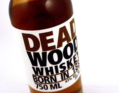 Dead Wood Whiskey