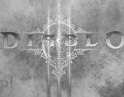 Diablo 3 Credits - Motion Graphics