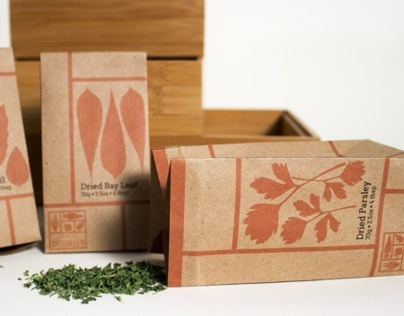 Made in Brooklyn Rooftop Garden packaging