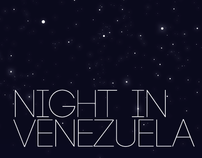 Night in Venezuela