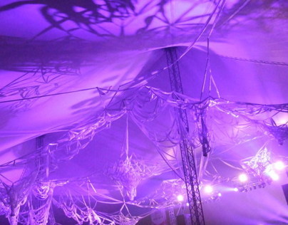 GHOTIC installation for GRAPE festival