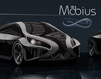 Mobius Concept car design