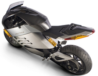 R MOTO : All Electric Superbike_In Process Build Photos