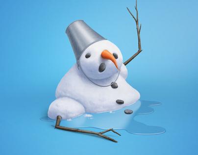 Winter bye, bye!