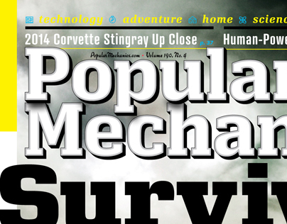 Popular Mechanics April 2013 Issue