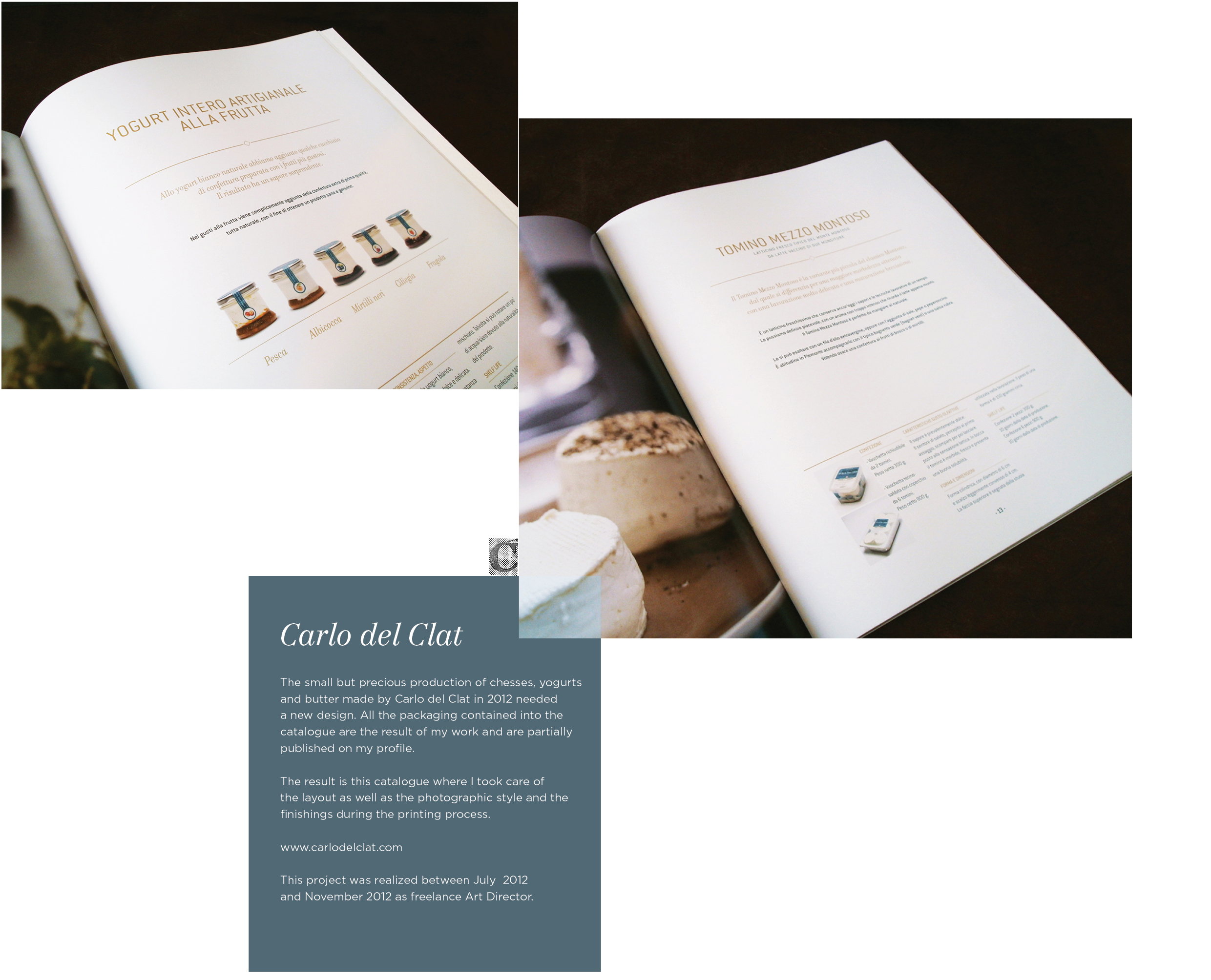 Carlo del Clat_Catalogue