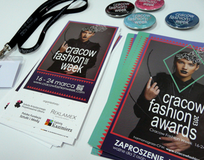 Cracow Fashion Week 2013
