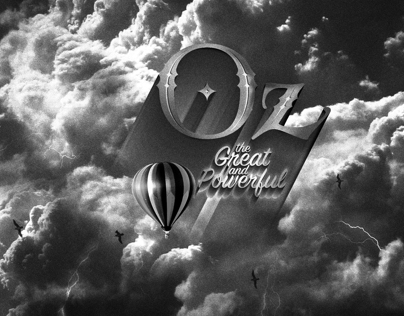 Oz. The Great and Powerful. Main Title credits