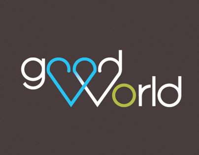 Good World Media - 2013 Logo Design