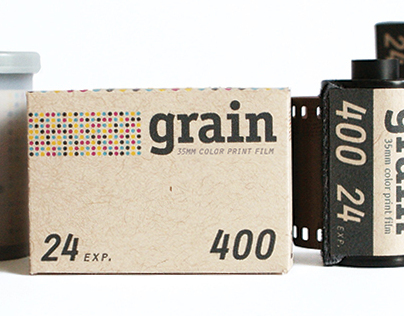 grain Reusable Disposable Camera