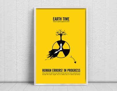 Earth Time - Give it some space to live.