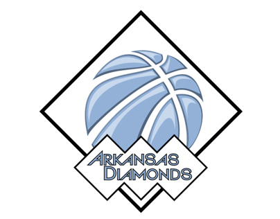Arkansas Diamonds - NBA team logo