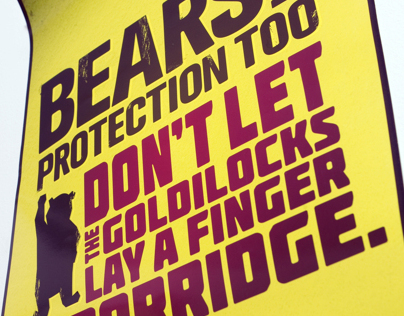 Bears vs Goldilocks