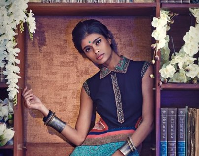 Tarun Tahiliani Shoot