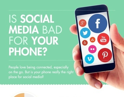Is Social Media Bad For Your Phone?