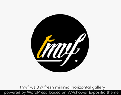 tmvf .logo & website