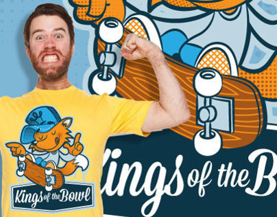 Kings of the Bowl T-Shirt