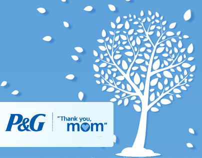 P&G Thank You Mom Facebook App