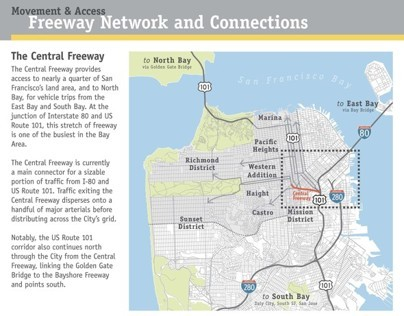 Central Freeway Corridor Study - Transit