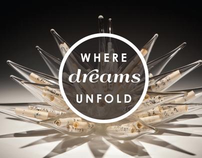 Exhibition Invite - Where Dreams Unfold