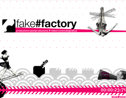 Fake factory website