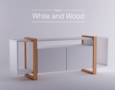 White and Wood Series