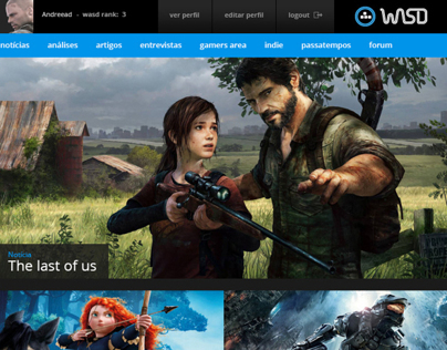 WASD Game portal