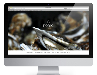 Noma Outside | Website