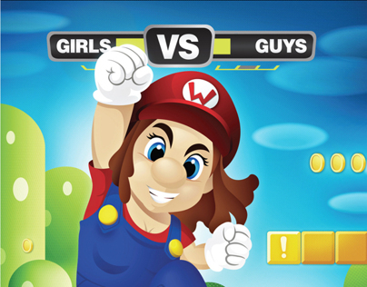 Girls vs Guys