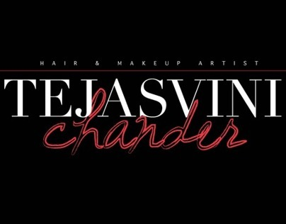 Tejasvini Chander- Hair & Makeup Artist