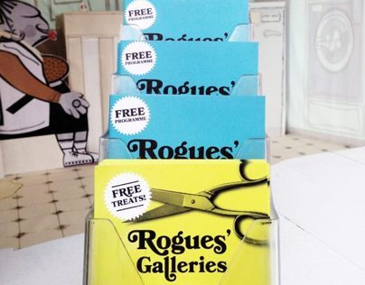 Rogues' Galleries