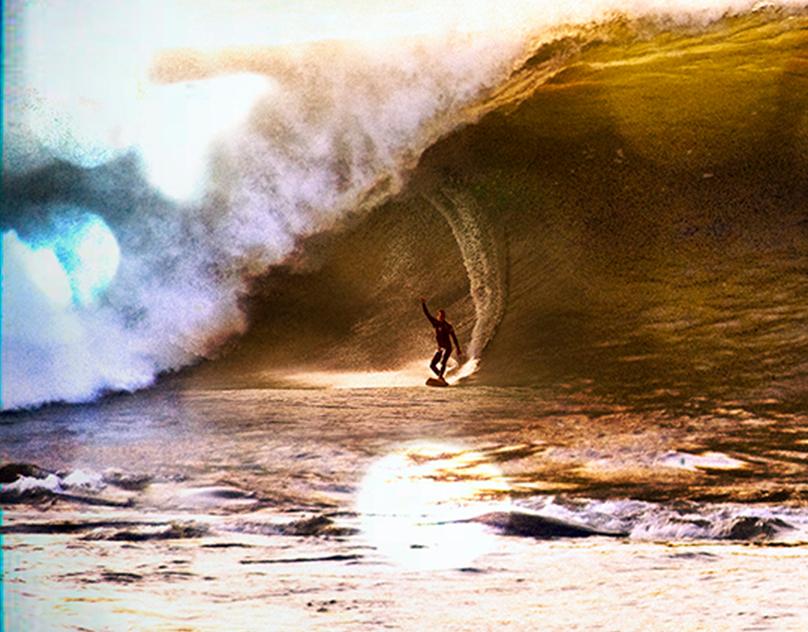 Ehukai Big Wave