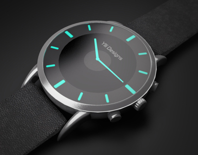Watch 3D Modelling