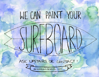 Let me paint your board