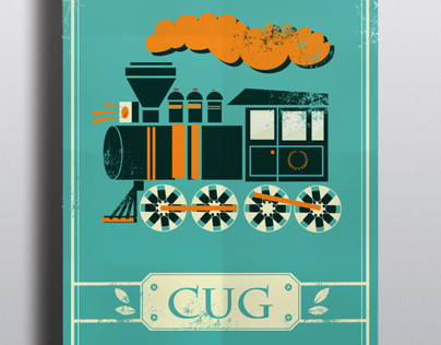 cug/pociąg/train