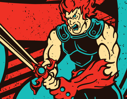 ThunderCats T-Shirt Design