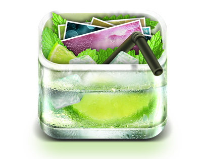 Pho-tonic iOS Icon