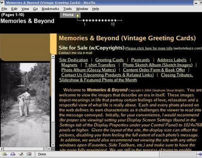 Memories and Beyond (Vintage Stock Photography)