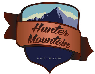 Imaginary Rebranding of Hunter Mountain