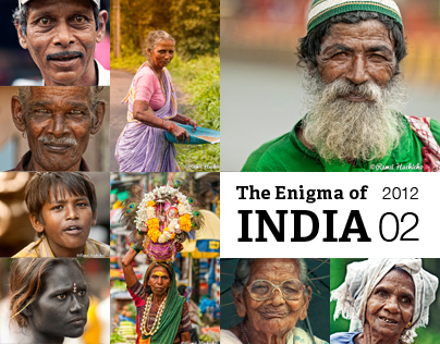 The Enigma of India 02
