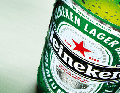 Heineken beer packaging challenge