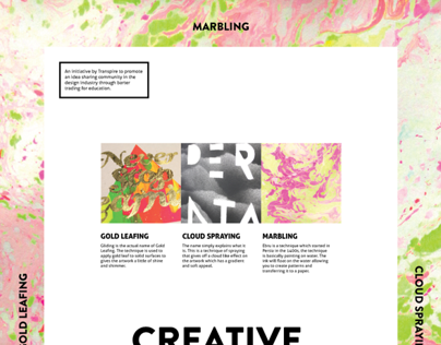 Creative Workshop 2 — Poster