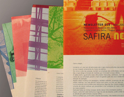 NEWSLETTER SAFIRA