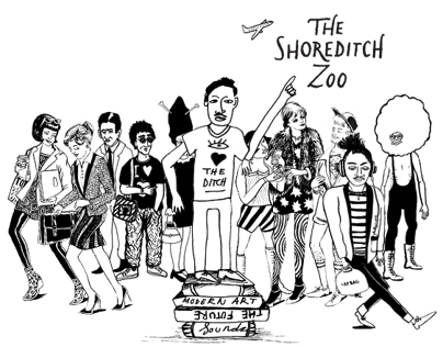 The Shoreditch Zoo