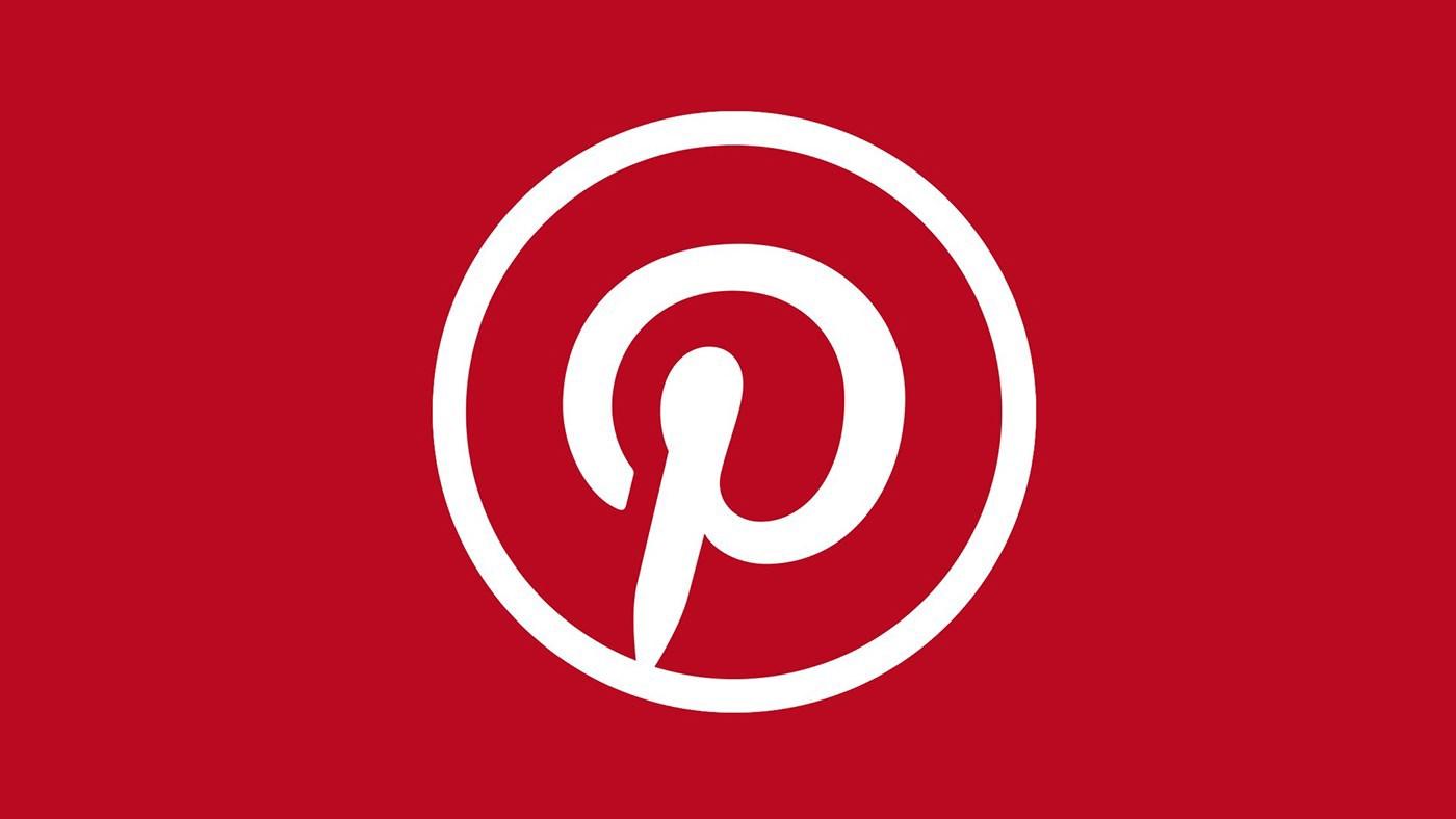 Pinterest logotype & Identity