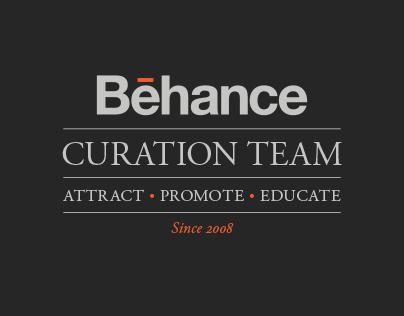 Behance Curation