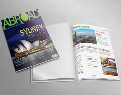 Abroad Magazine