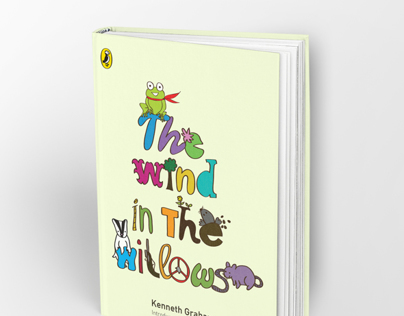 The Wind in the Willows book cover - Puffin competition