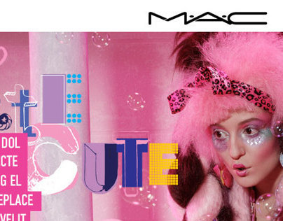 M.A.C. - Quite Cute Collection E-mail Comps