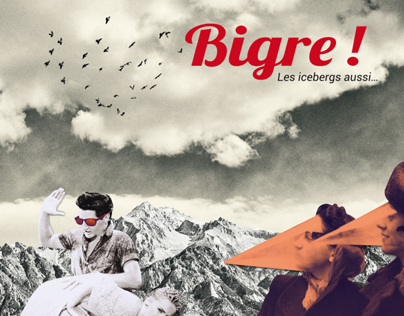Bigre ! cd artwork